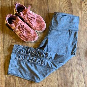 Grey Capri leggings (3/4 length)